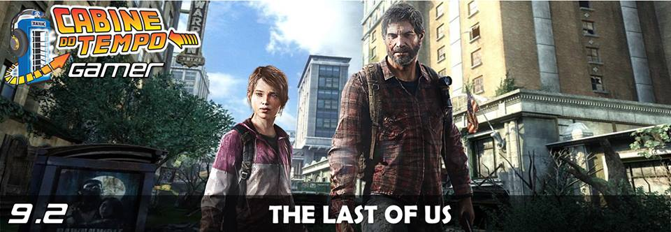 Cabine Gamer 09 – The Last Of Us Parte 2