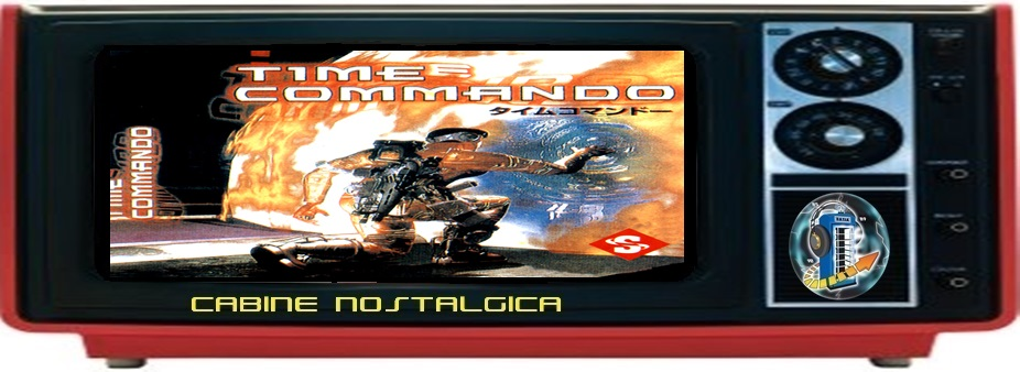 Cabine Nostálgica: Time Commando