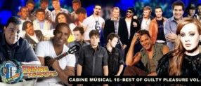 Cabine Musical 16 – The Best of Guilty Pleasure Vol.1!
