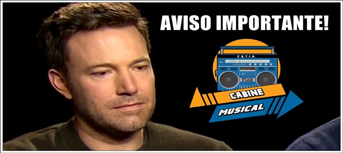 Cabine do Tempo – Aviso Importante!